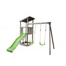 Parque Infantil Talaia L columpio doble