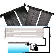 Calentador solar piscinas 10º