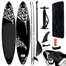 "Tabla De Paddle Surf Hinchable Black Mountain 12'0"""
