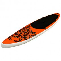 "Tabla De Paddle Surf Hinchable Orange 12'0"""