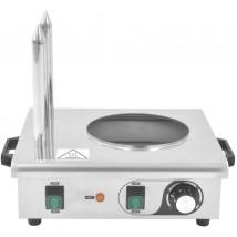 Calentador de perritos calientes 500W