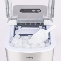 Máquina silenciosa hielo 12 Kgs