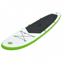 "Tabla De Paddle Surf Hinchable 11'0"" Green"