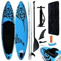 "Tabla De Paddle Surf Hinchable Zafiro 12'0"""