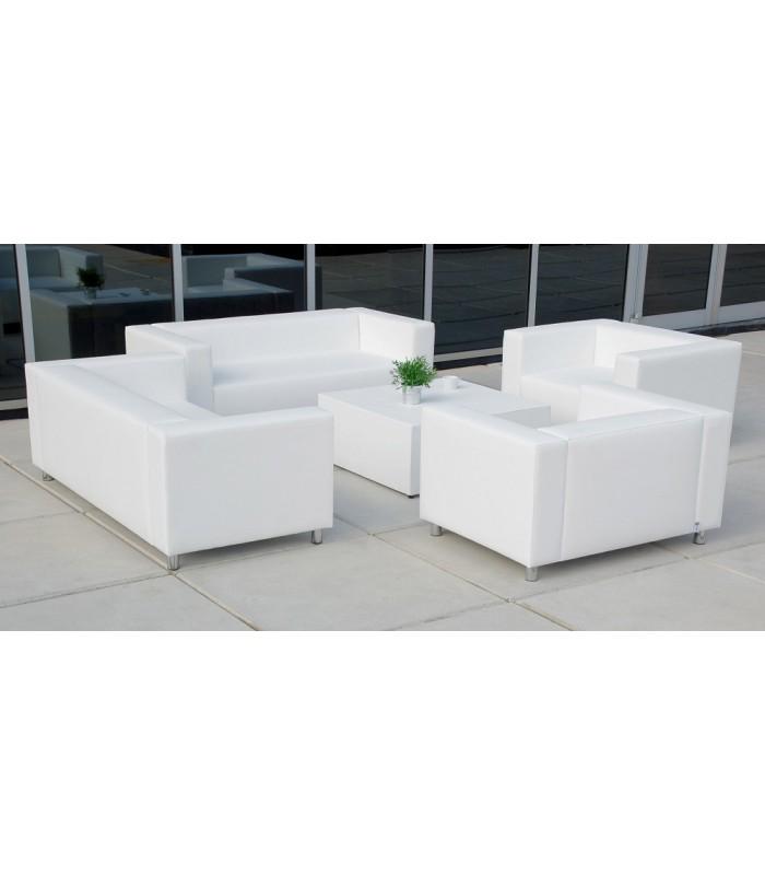 Oferta sof de dos plazas chillout modelo dantes for Sofa jardin oferta