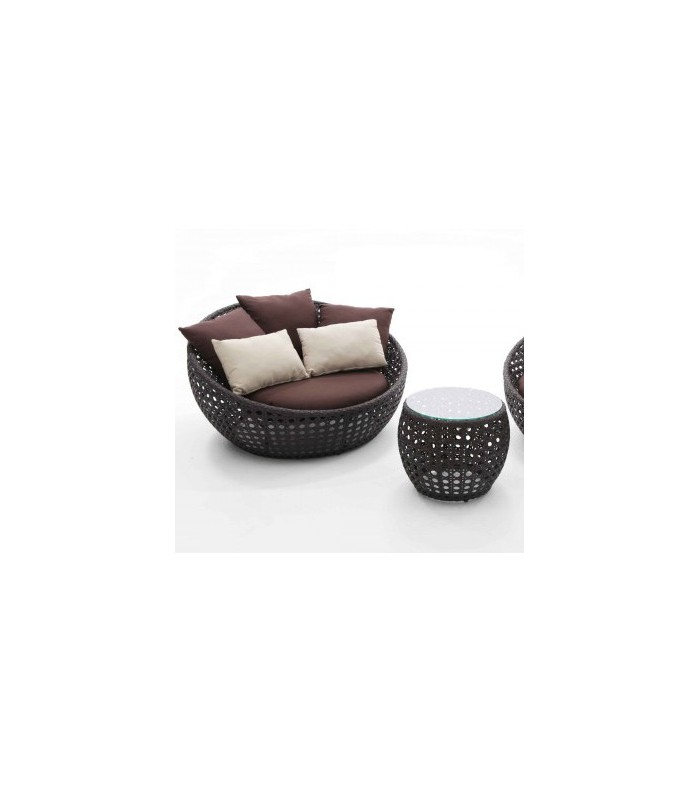 Set eclipse for Camas balinesas para jardin