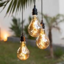 Lámpara Colgante sin cables, modelo Chiara