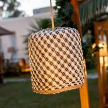 Lámpara Colgante sin cables, modelo Benirrás
