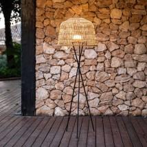 Lámpara de pie, modelo Amalfi