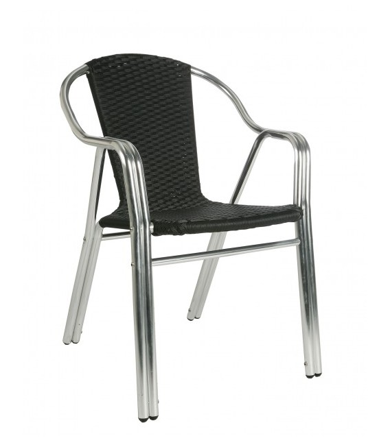 Silla Edge Comfort Black