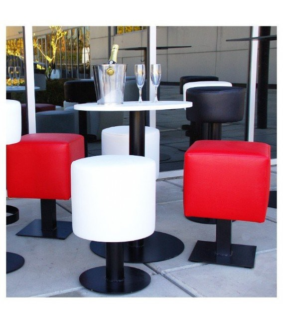Lounge redonda Mesa