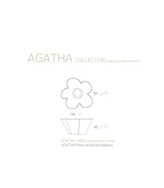 Mesa Agatha by Vondom