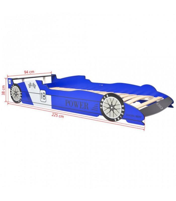 Cama infantil modelo Fórmula1