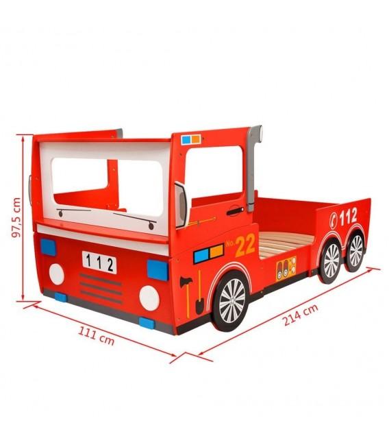 Camión Cama