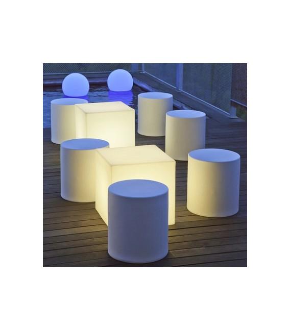 Cubos con Luz