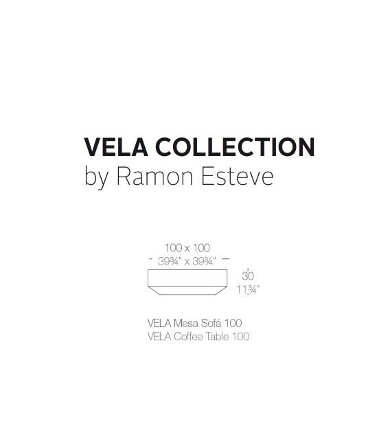 Mesá Vela Baja by Vondom