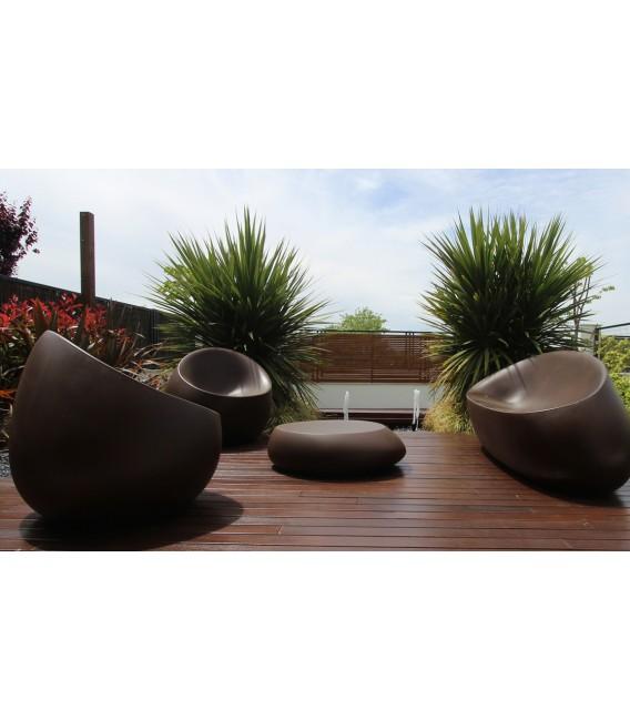 Butaca Stone by Vondom