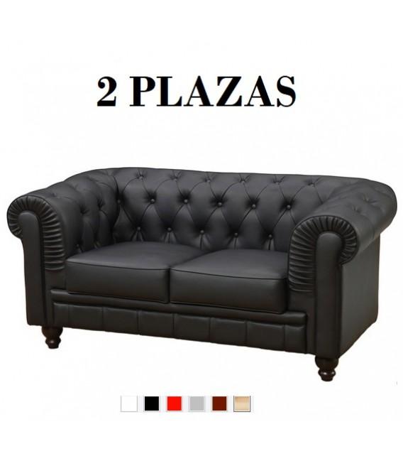 Sofá Chester 2 plazas