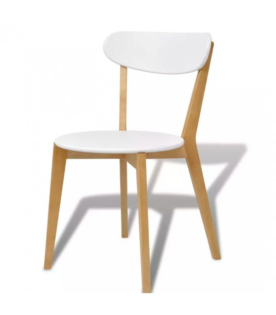 Noruega II Conjunto mesa y sillas