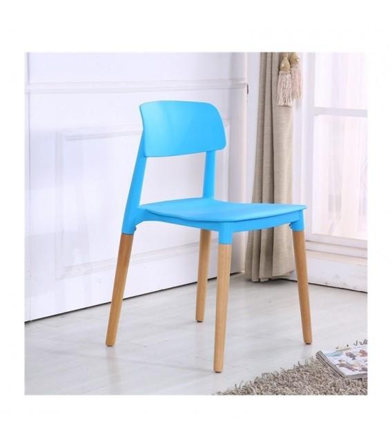 Croscat Azul Silla