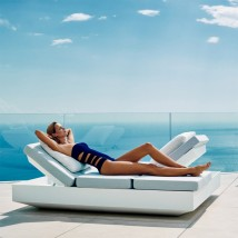 Vela Daybed 4 Cabezales Reclinables