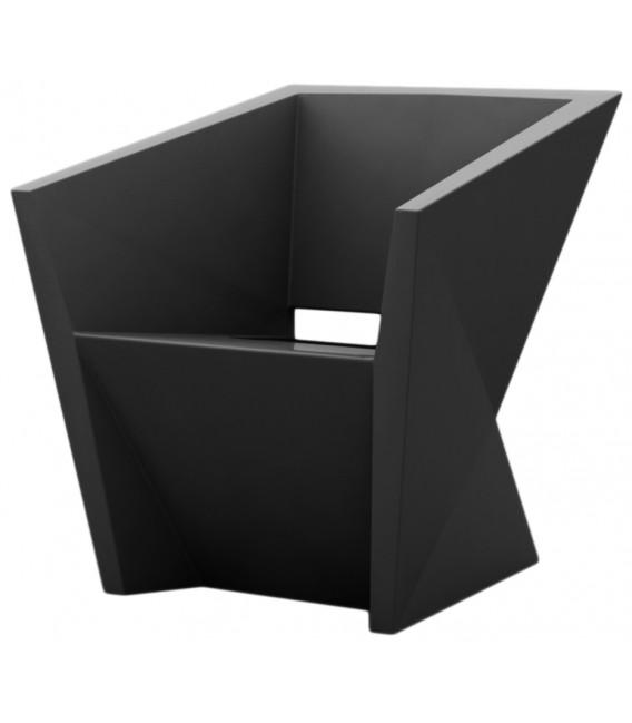 Sillón de diseño modelo FAZ by Vondom