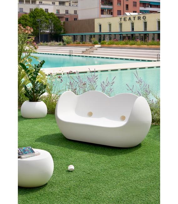 Blossy Sofá de Slide