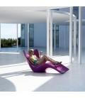 Tumbona de diseño, modelo Surf