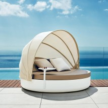 Ulm Daybed Reclinable con Parasol