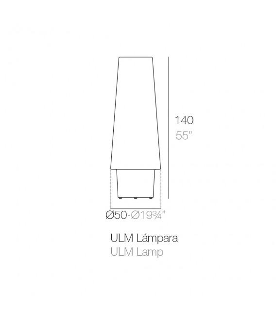Ulm Lámpara