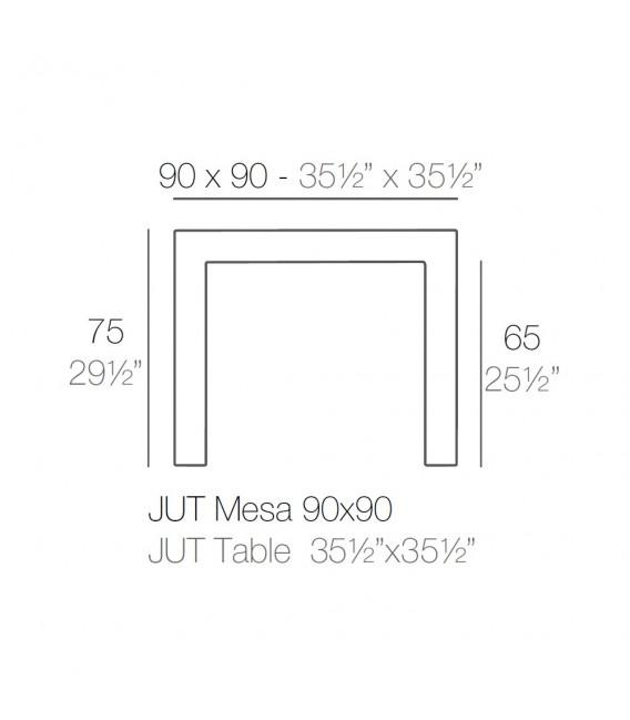 Jut Mesa 90