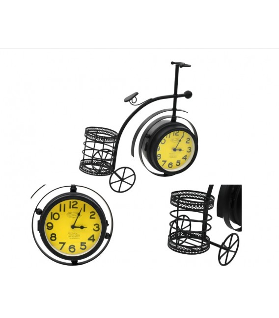 Reloj triciclo