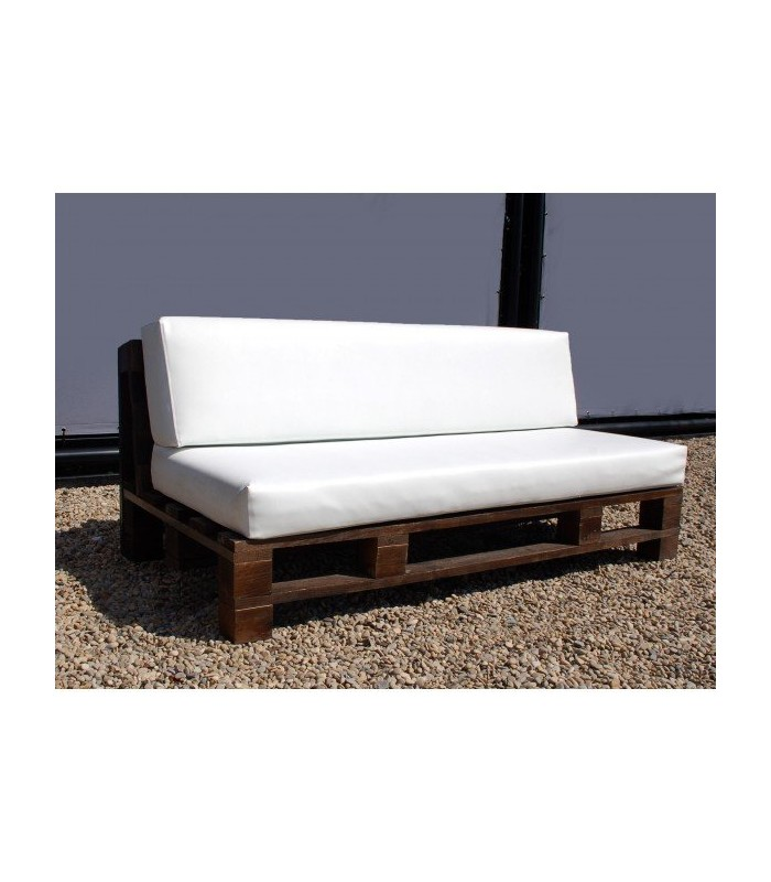 Sof palet chillout gogarden for Sofa exterior reciclado