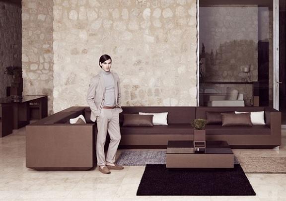 sofa vela by vondom