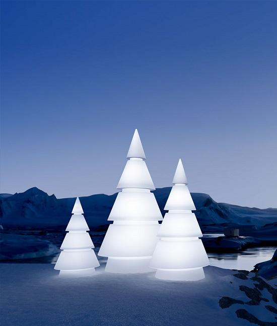 Forest de Vondom, árbol de Navidad